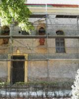 Južná fasáda okná po obnove