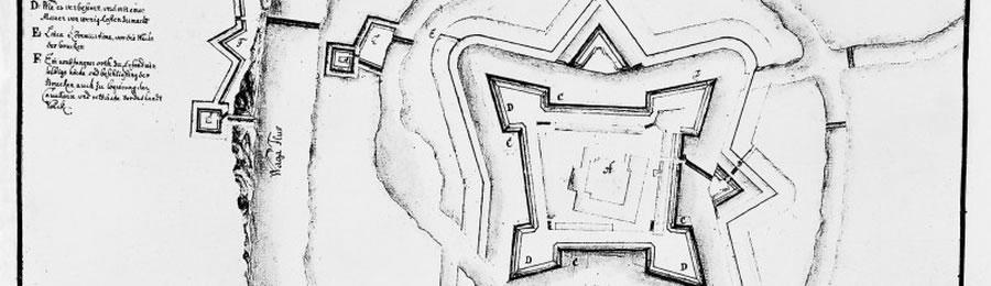 Vodný hrad - mapy