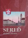 Obsah publikácie SEREĎ – dejiny mesta