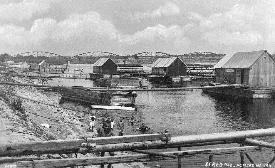 Seredské lodné mlyny – zabudnutá história